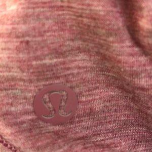 lululemon athletica Tops - Lululemon pink Victory Lap Tank, sz 8, NWT
